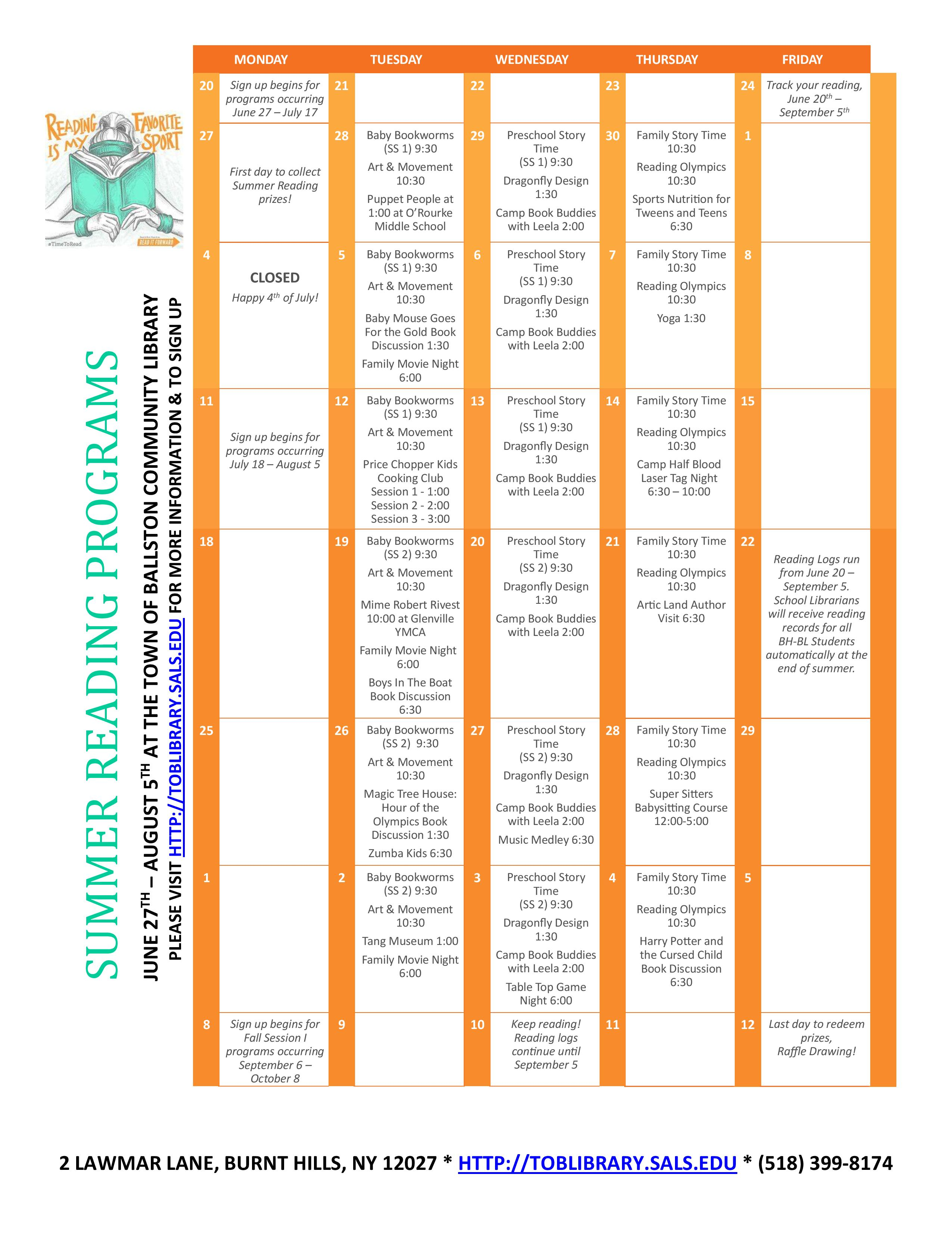 Children s Summer Reading Brochure 2016-page-002