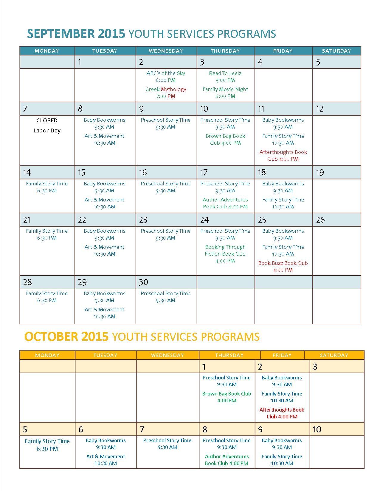 Fall 2015 Schedule pg 1